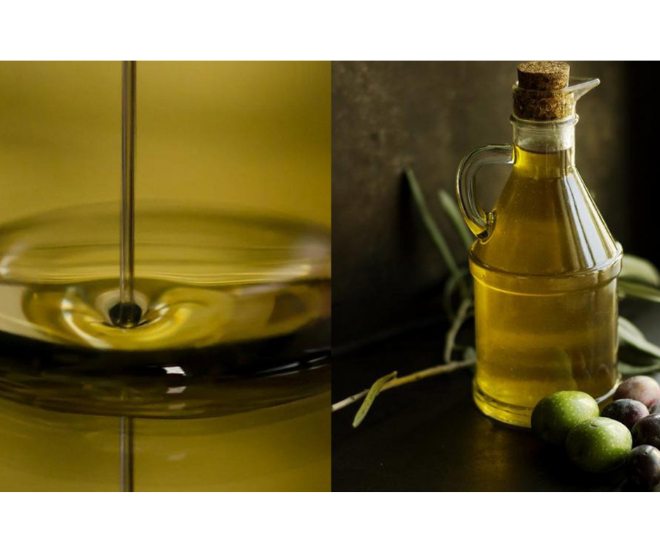 DIY REMEDY WITH OLIVE OIL