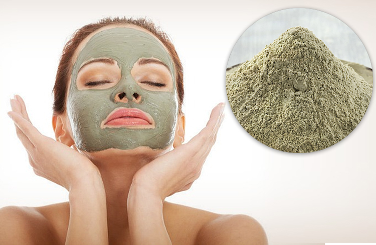 CLAY MASK FOR GLOWING SKIN