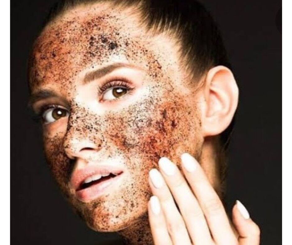 COFFEE FACE MASK FOR SKIN BRIGHTENING