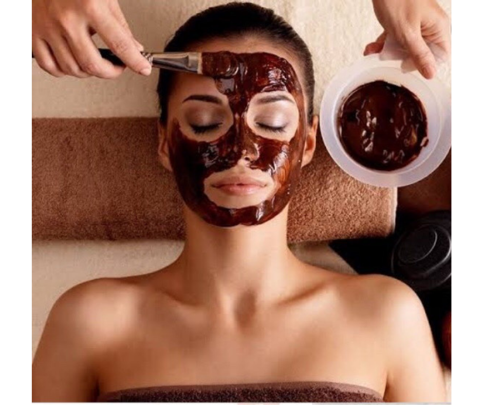DIY COCOA MASK FOR SKIN BRIGHTENING
