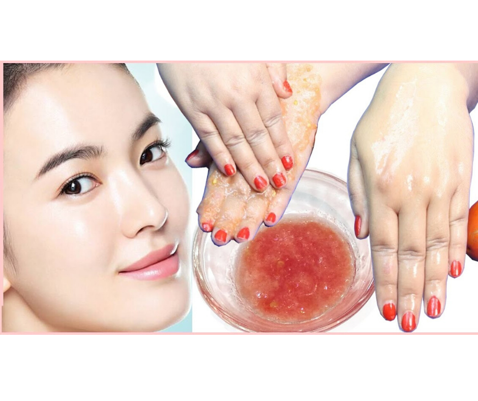 SKIN BRIGHTENING FACE PACK WITH TOMATO